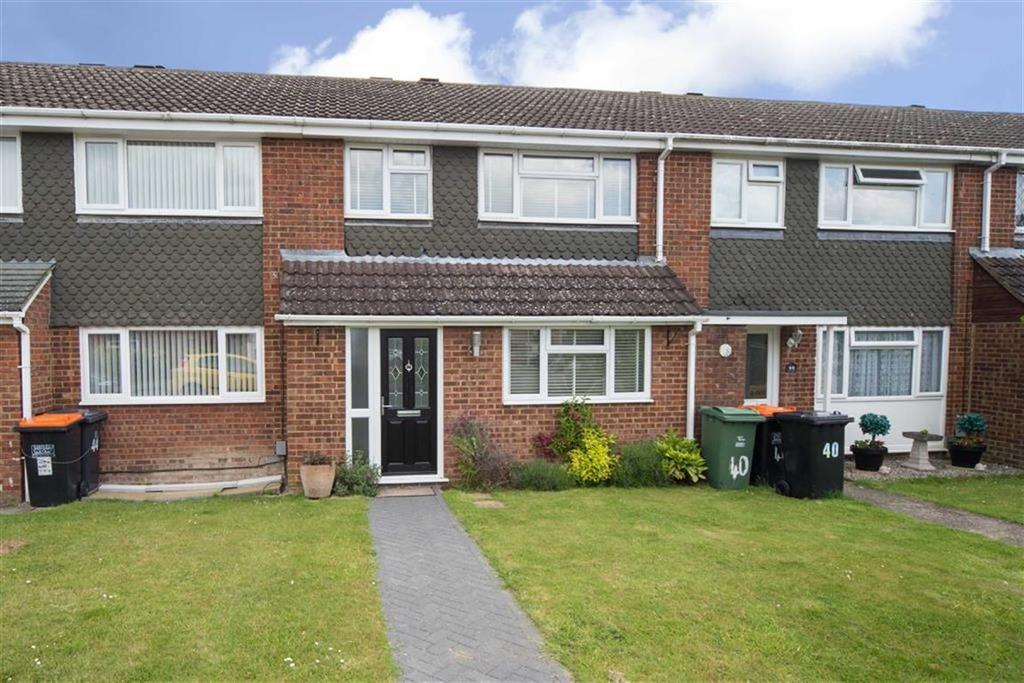 3 Bedrooms Terraced House for sale in Salters Way, Dunstable, Bedfordshire, LU6