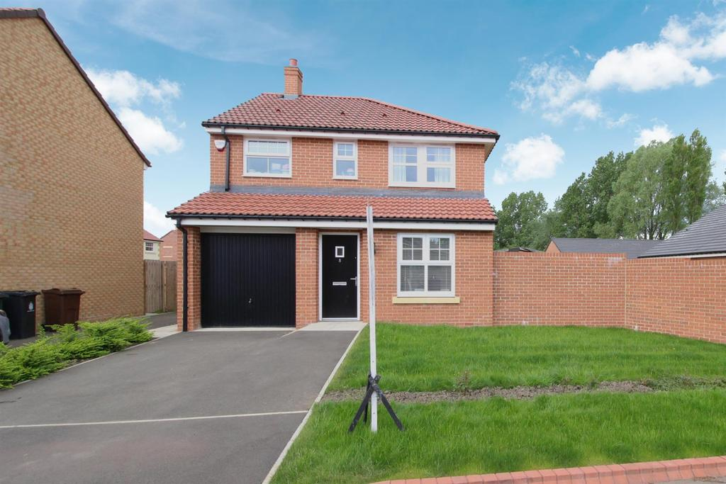 3 Bedrooms House for sale in Corver Way, Benton, Newcastle Upon Tyne