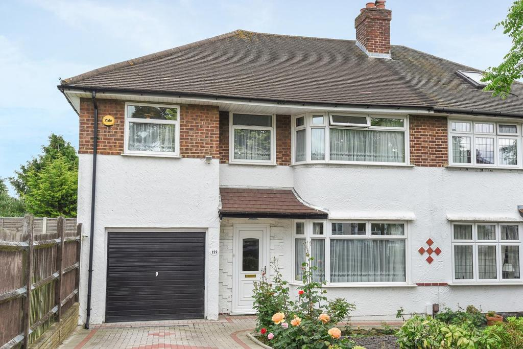 4 Bedrooms Semi Detached House for sale in Chatham Avenue, Hayes