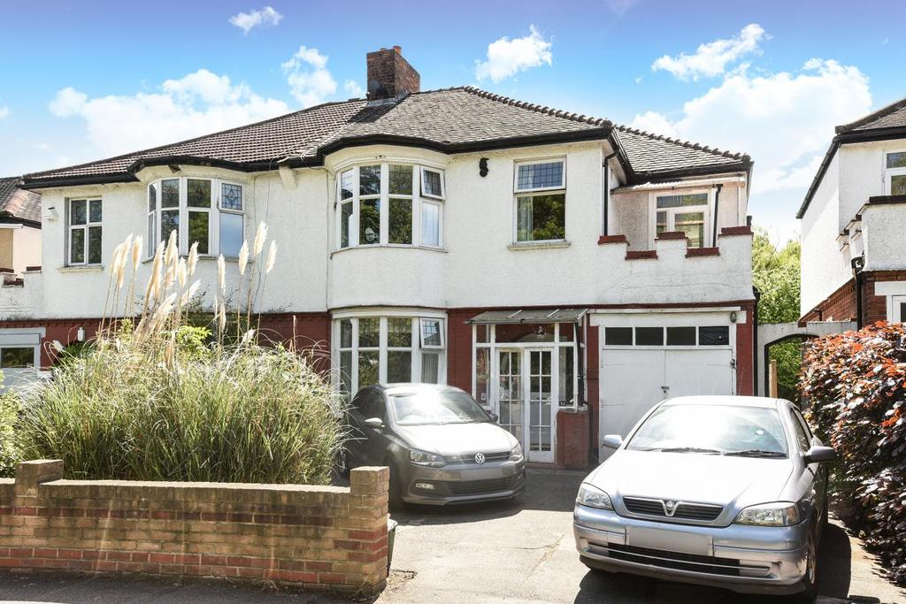 4 Bedrooms Semi Detached House for sale in Auckland Road, Crystal Palace