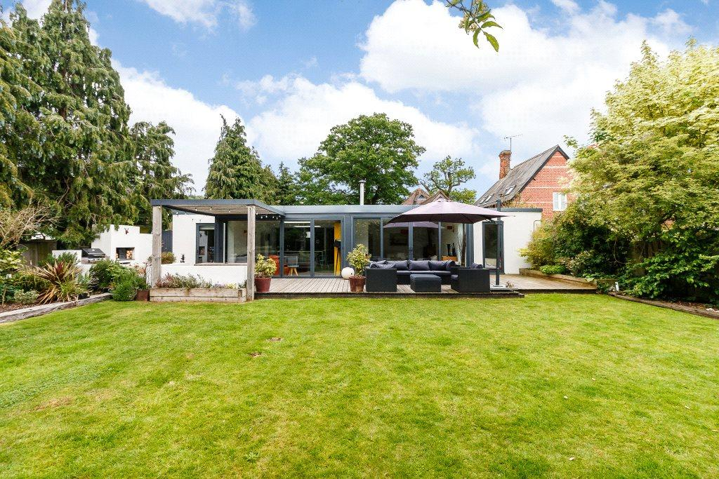 5 Bedrooms Detached House for sale in Dairy Lane, Hambleden, Henley-on-Thames, Buckinghamshire, RG9