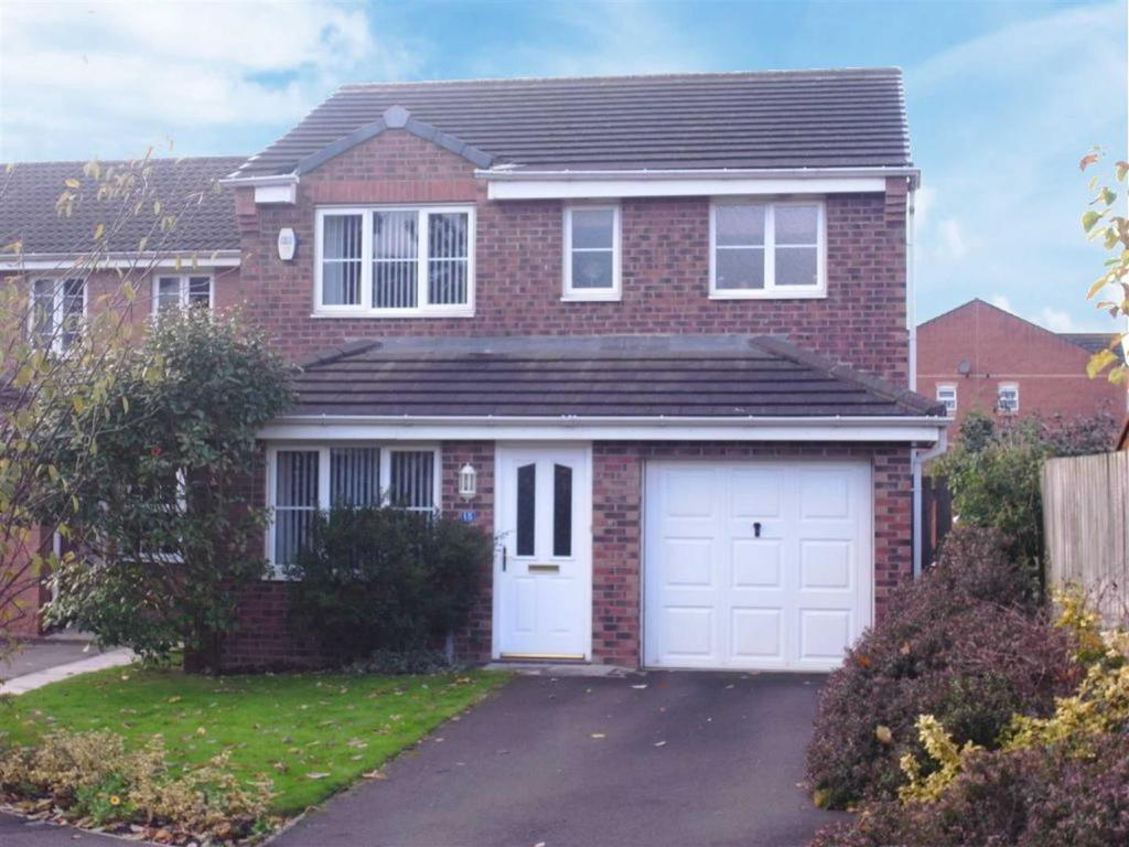 3 Bedrooms Detached House for sale in Geneva Lane, Darlington