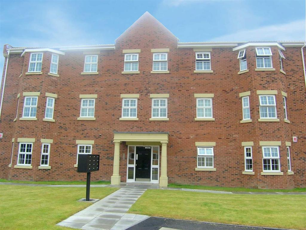 2 Bedrooms Apartment Flat for sale in Rymers Court, DARLINGTON
