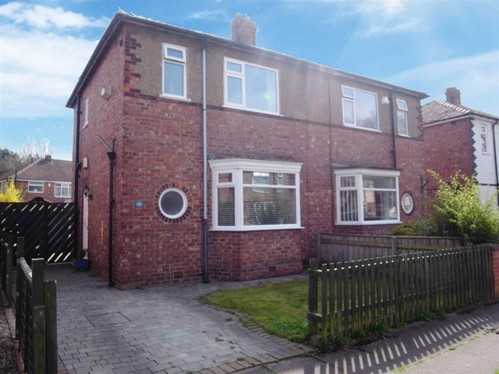2 Bedrooms Semi Detached House for sale in Westgate Crescent, Darlington