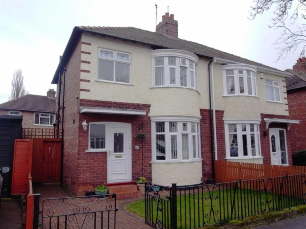3 Bedrooms Semi Detached House for sale in Kensington Gardens, Darlington