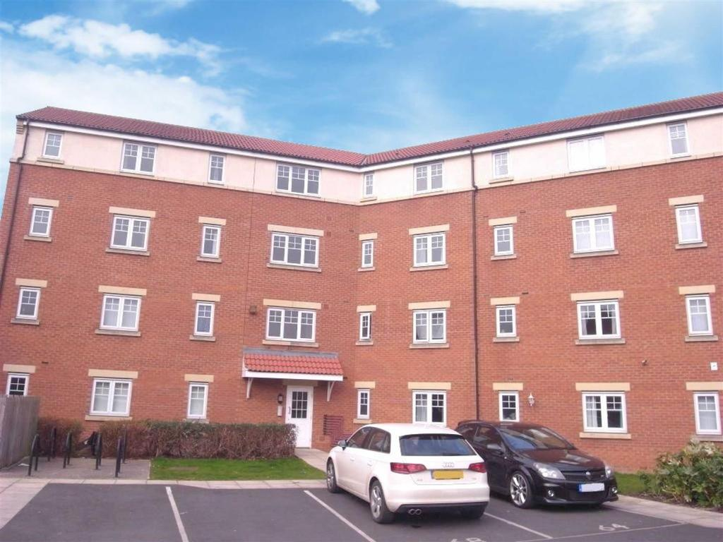 2 Bedrooms Apartment Flat for sale in Appleby Close, Darlington