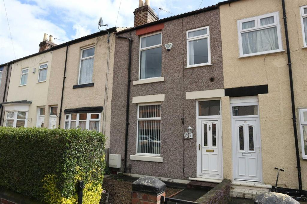 2 Bedrooms Terraced House for sale in Milton Street, Darlington