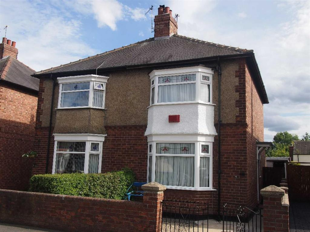 2 Bedrooms Semi Detached House for sale in Eastbourne Road, Darlington