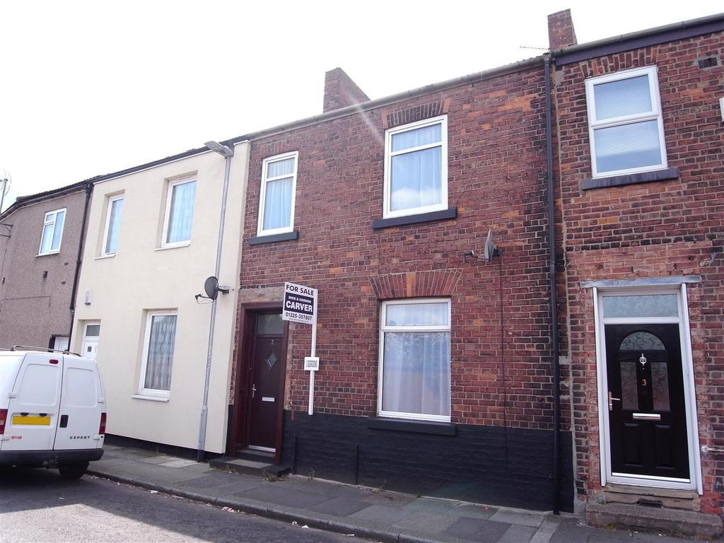3 Bedrooms Terraced House for sale in Otley Terrace, Darlington