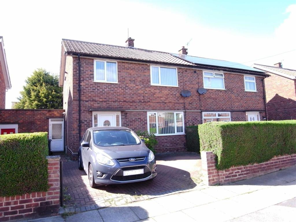 3 Bedrooms Semi Detached House for sale in Welbeck Avenue, Darlington