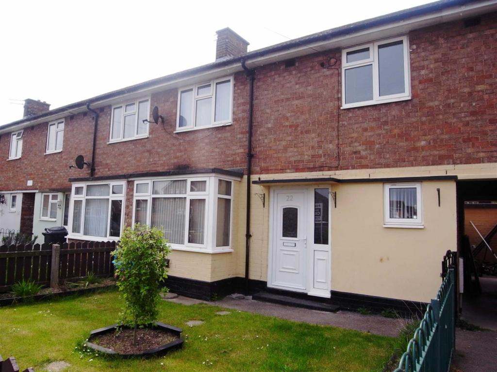 3 Bedrooms Terraced House for sale in Kexwith Moor Close, Darlington