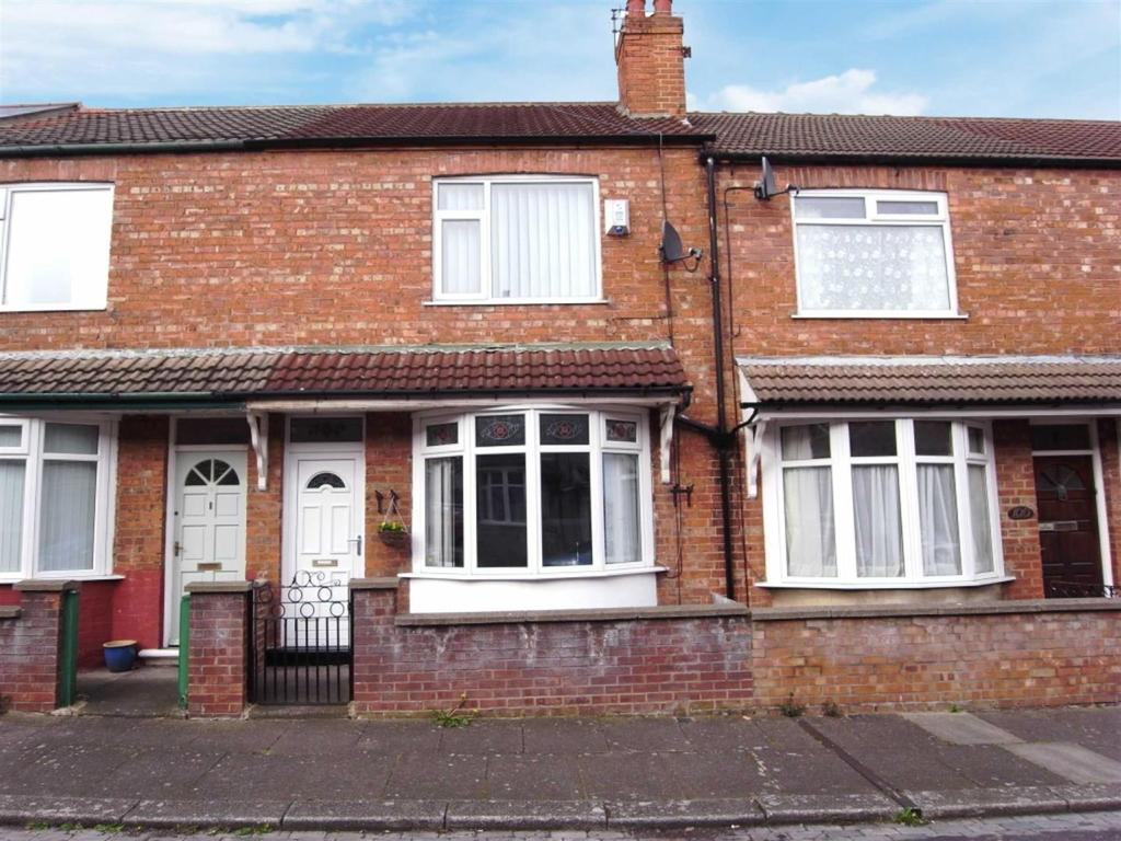 2 Bedrooms Terraced House for sale in Lansdowne Street, Darlington