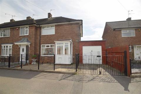 2 bedroom end of terrace house for sale - Wivern Road, Bilton Grange, Hull, East Yorkshire, HU9