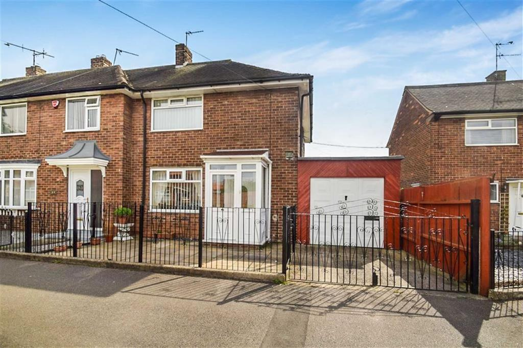 2 Bedrooms End Of Terrace House for sale in Wivern Road, Bilton Grange, Hull, East Yorkshire, HU9