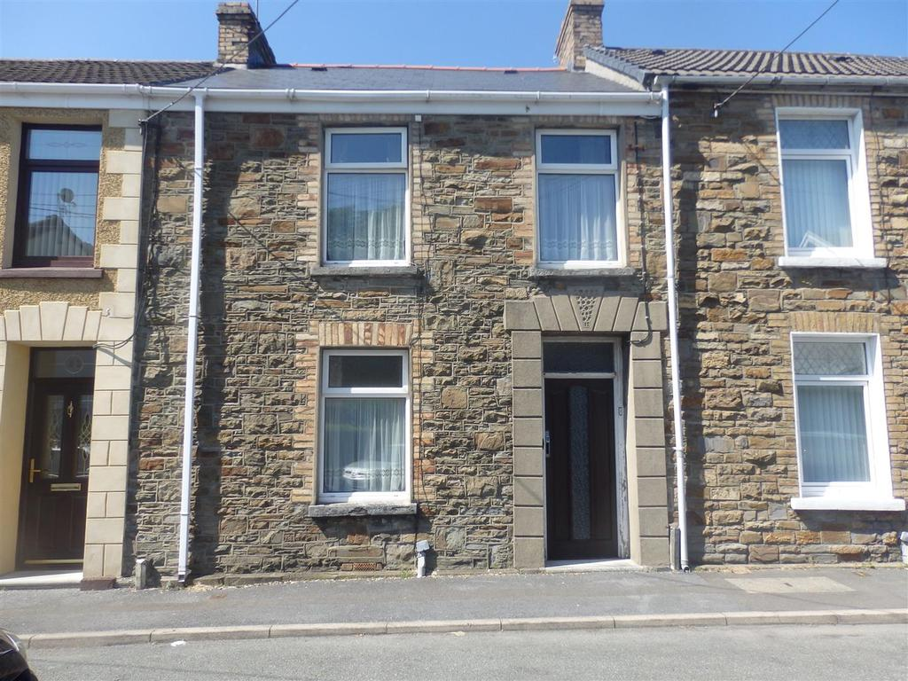 3 Bedrooms Terraced House for sale in Salem Road, Llanelli