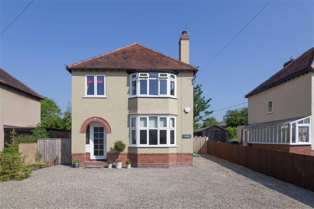 3 Bedrooms Detached House for sale in Henley Road, Ludlow, Shropshire