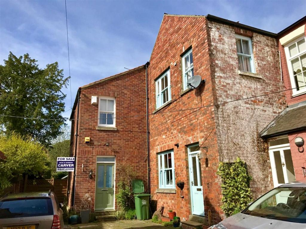 3 Bedrooms Terraced House for sale in Manor House Mews, Yarm