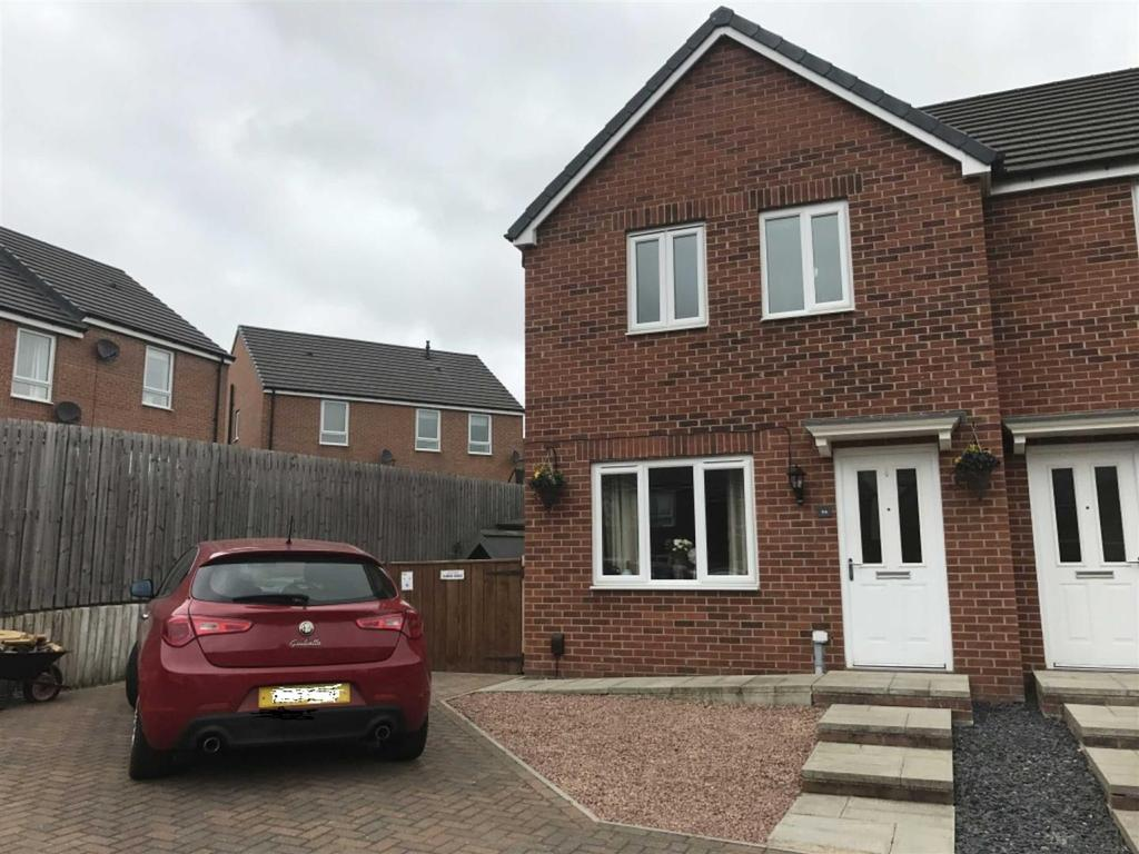 3 Bedrooms Semi Detached House for sale in Pottery Wharf, Thornaby, Stockton-on-tees