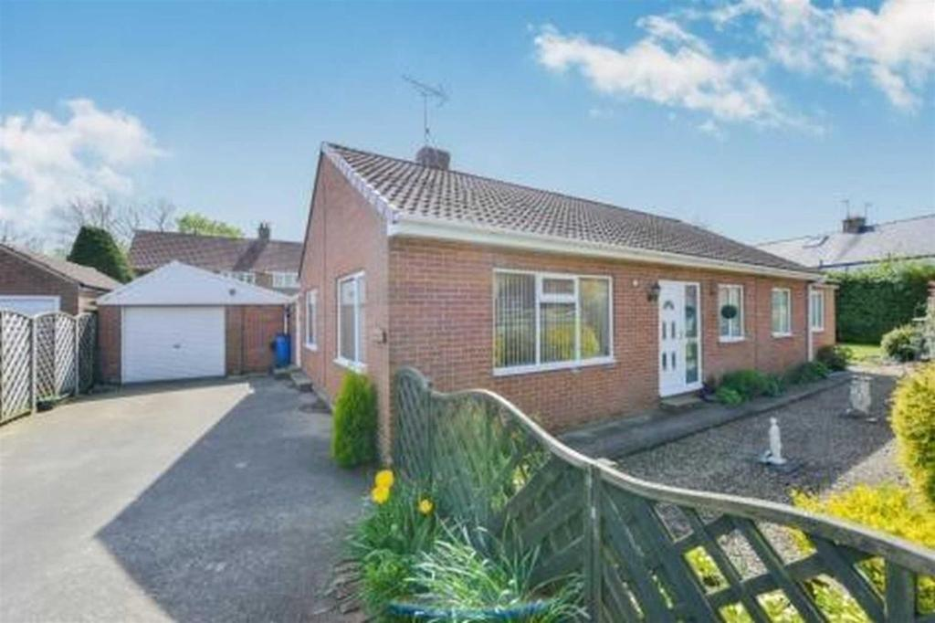 3 Bedrooms Detached Bungalow for sale in Great Langton, Northallerton