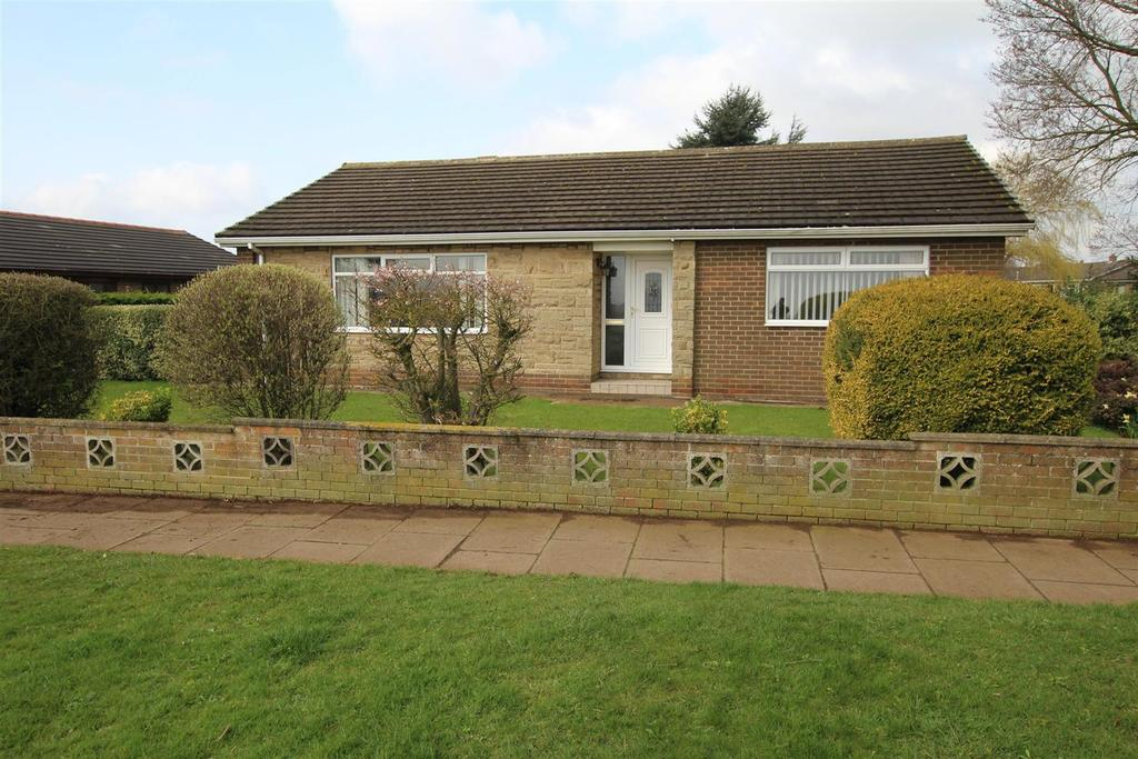 2 Bedrooms Detached Bungalow for sale in Glaisdale Gardens, Shildon