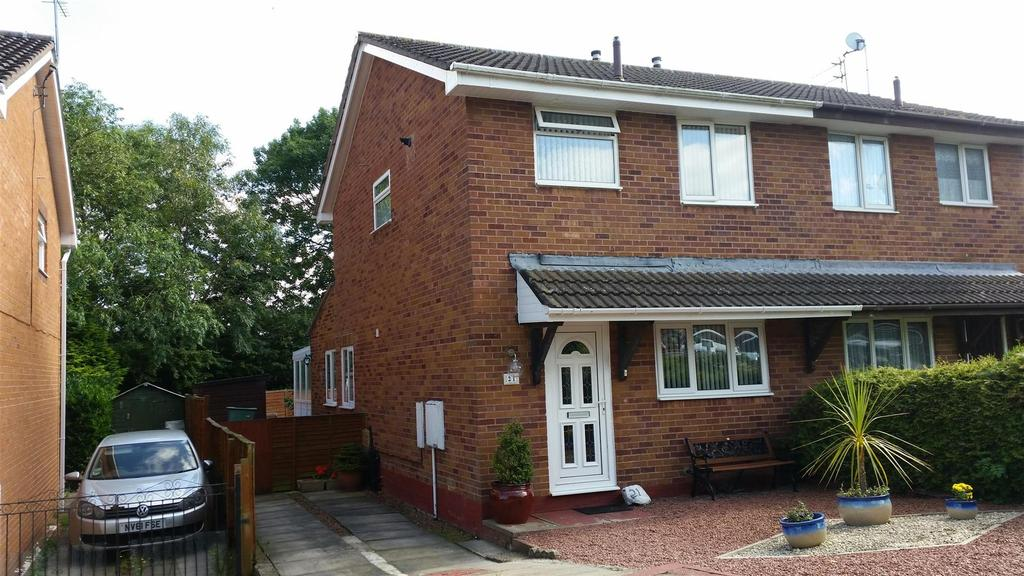 3 Bedrooms Semi Detached House for sale in Bamburgh Crescent, Woodham, Newton Aycliffe