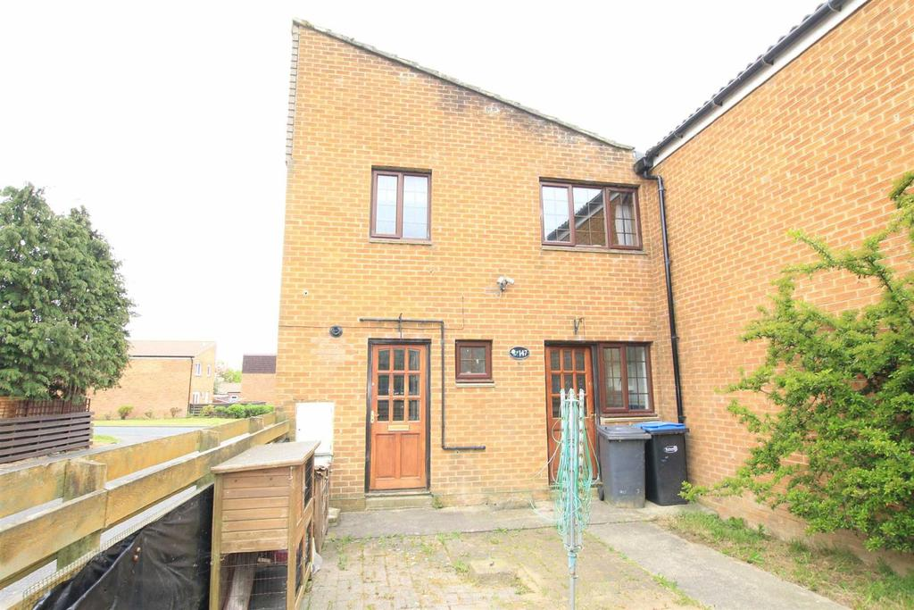 3 Bedrooms Terraced House for sale in Callerton Rise, Newton Aycliffe