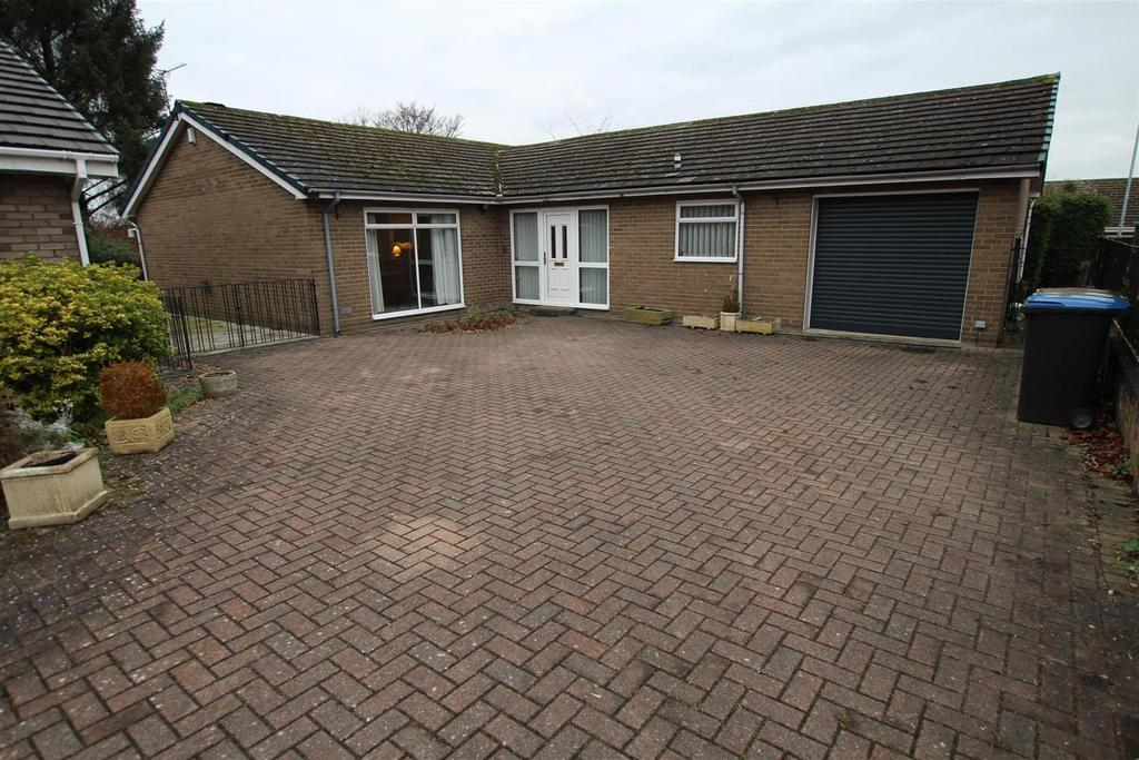 3 Bedrooms Detached Bungalow for sale in Jenison Close, School Aycliffe, Newton Aycliffe