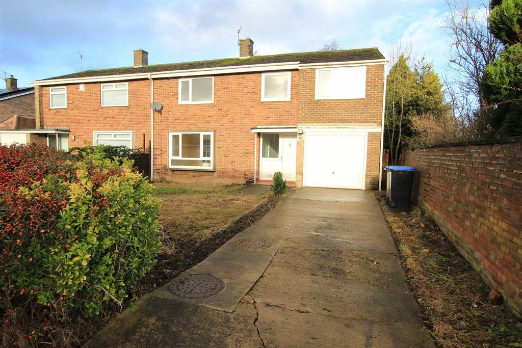 4 Bedrooms Semi Detached House for sale in Langley Road, Newton Aycliffe
