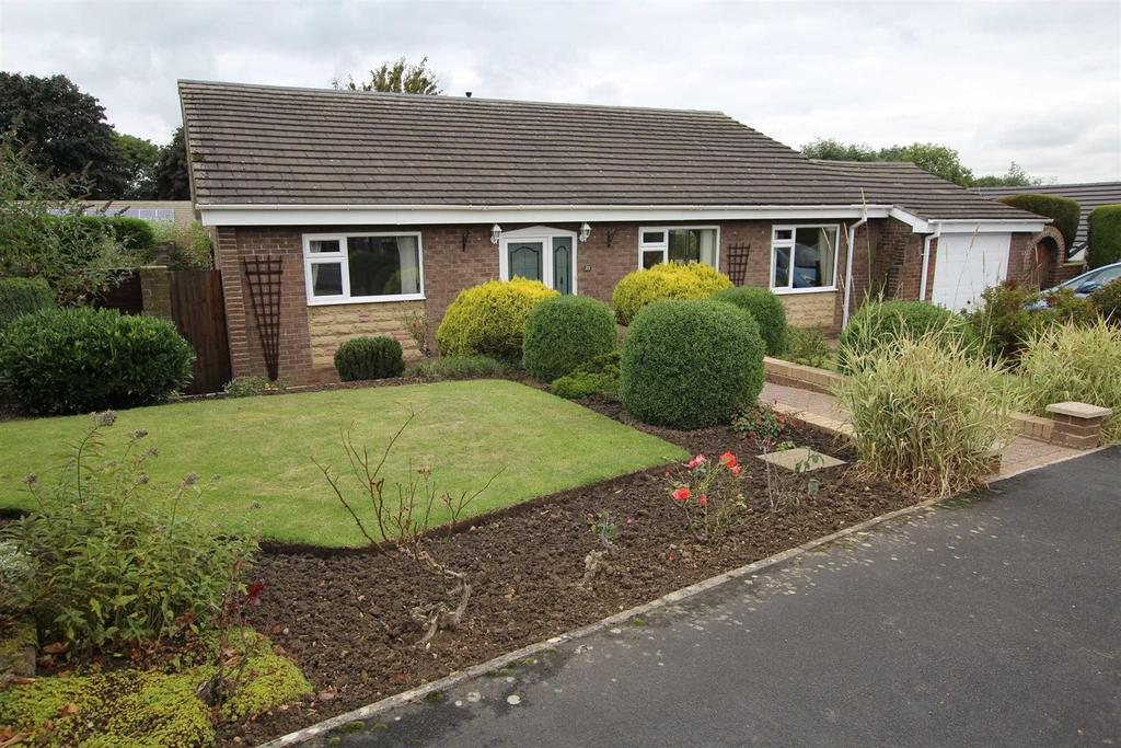 4 Bedrooms Detached Bungalow for sale in High Barn Road, School Aycliffe