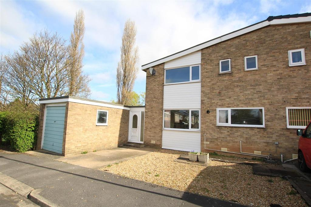 3 Bedrooms Semi Detached House for sale in Kendrew Close, Newton Aycliffe