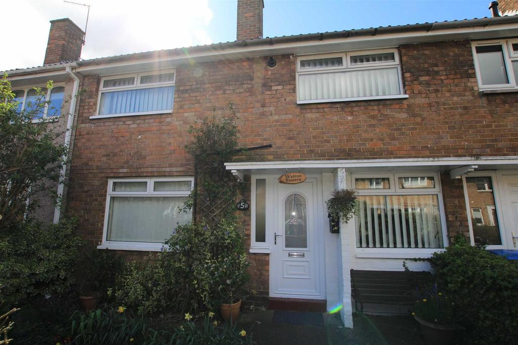 3 Bedrooms Terraced House for sale in Lightfoot Road, Newton Aycliffe