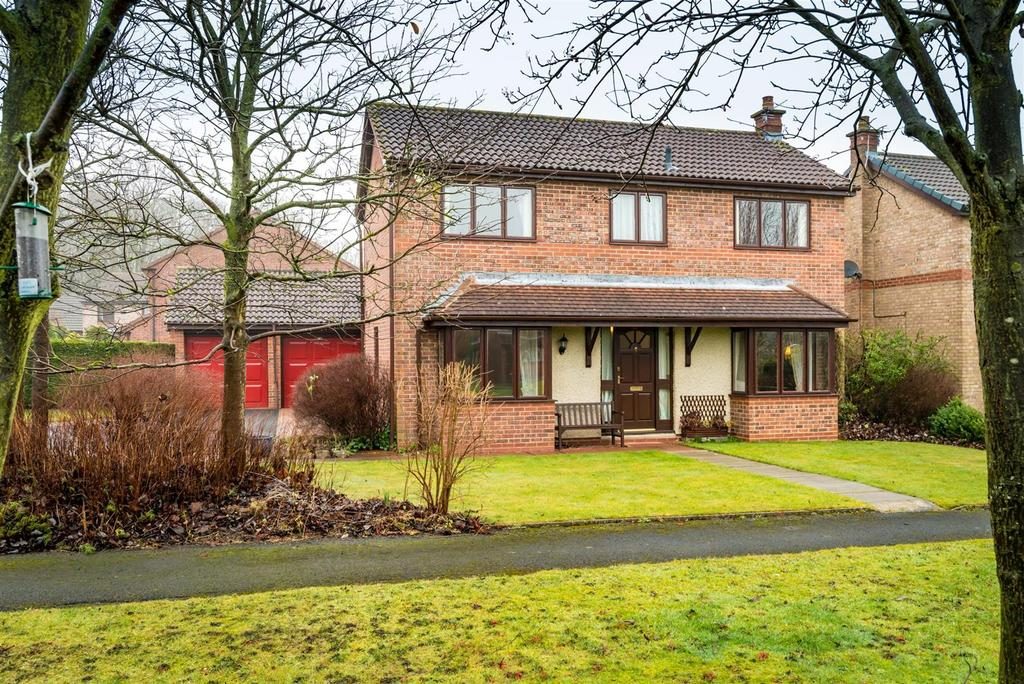 4 Bedrooms Detached House for sale in The Grange, Woodham, Newton Aycliffe