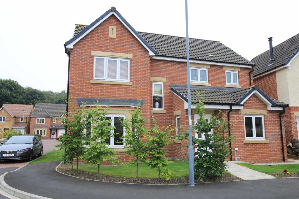 4 Bedrooms Detached House for sale in Annand Way, Newton Aycliffe