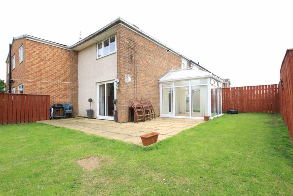 2 Bedrooms Terraced House for sale in Skirlaw Road, Newton Aycliffe