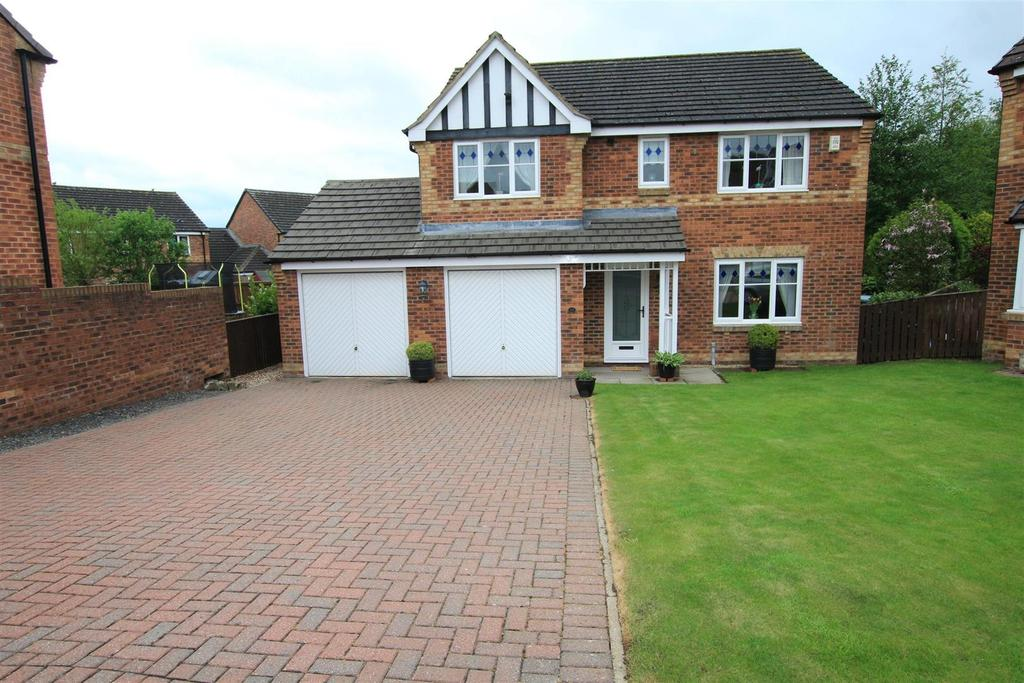 4 Bedrooms Detached House for sale in Forster Close, Newton Aycliffe