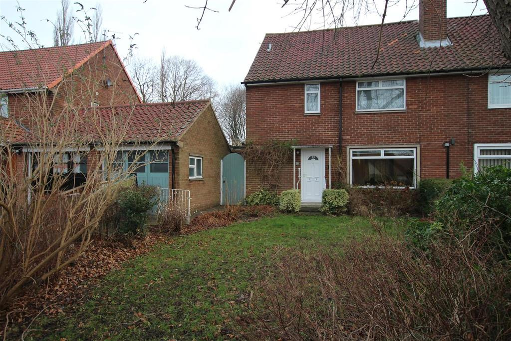 3 Bedrooms Semi Detached House for sale in Bewick Crescent, Newton Aycliffe