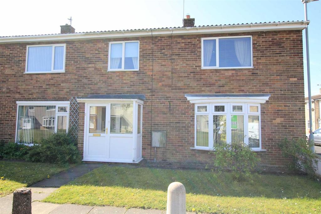 3 Bedrooms Terraced House for sale in Joicey Place, Newton Aycliffe