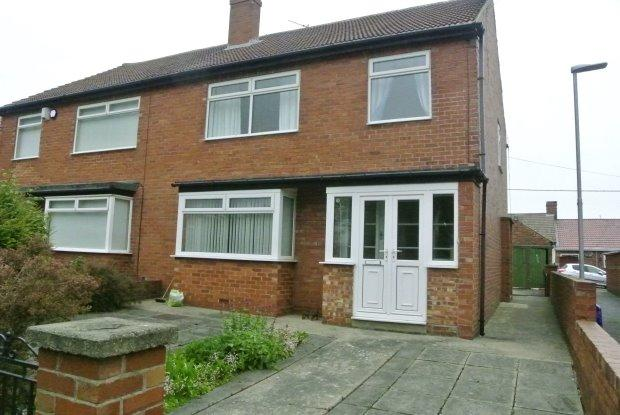 3 Bedrooms Semi Detached House for sale in THE CRESCENT, BLACKHALL, PETERLEE AREA VILLAGES