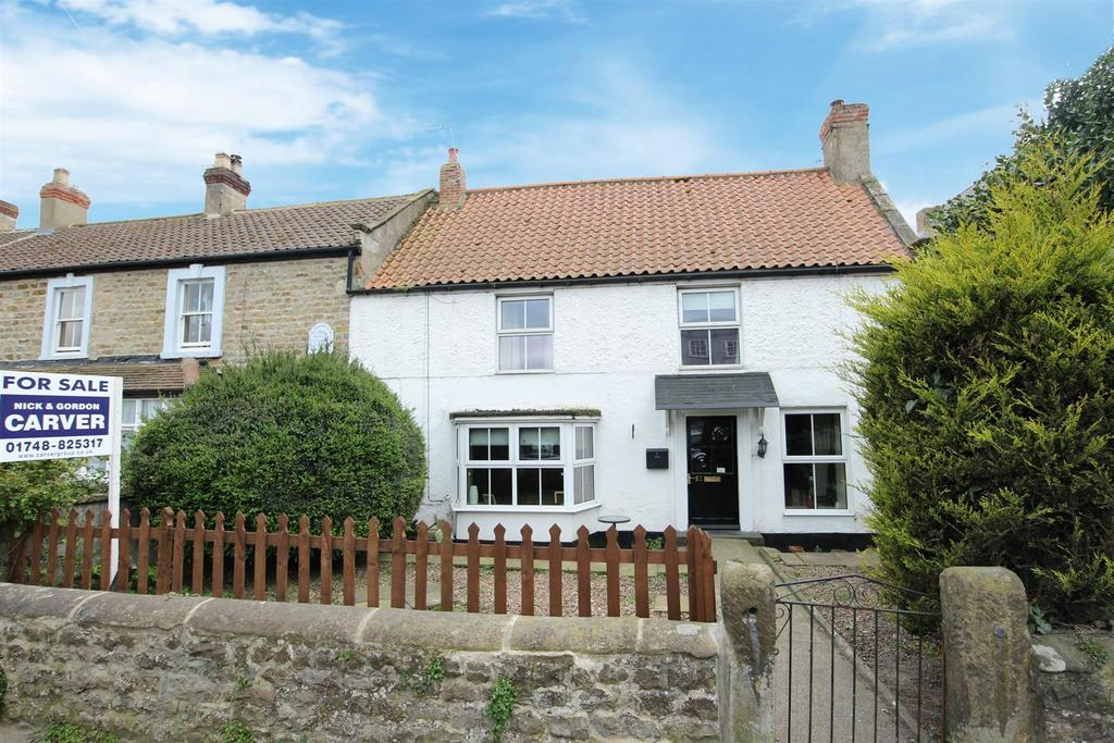 2 Bedrooms Terraced House for sale in Richmond Road, Brompton On Swale, Richmond