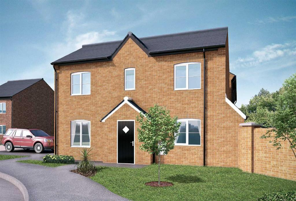 3 Bedrooms Detached House for sale in Beckfield, Colburn, Catterick Garrison