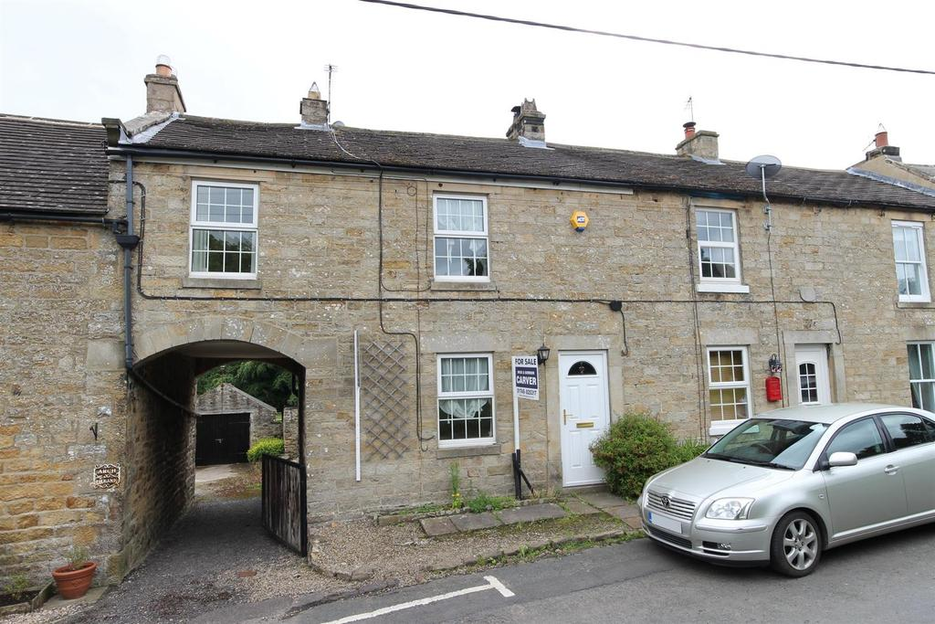 3 Bedrooms Terraced House for sale in Dark Lane, Newsham, Richmond