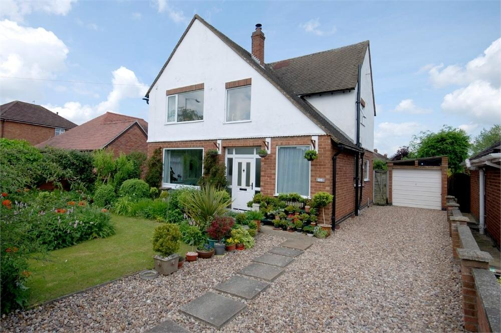 3 Bedrooms Detached House for sale in Lower Hillmorton Road, Hillmorton, RUGBY, Warwickshire