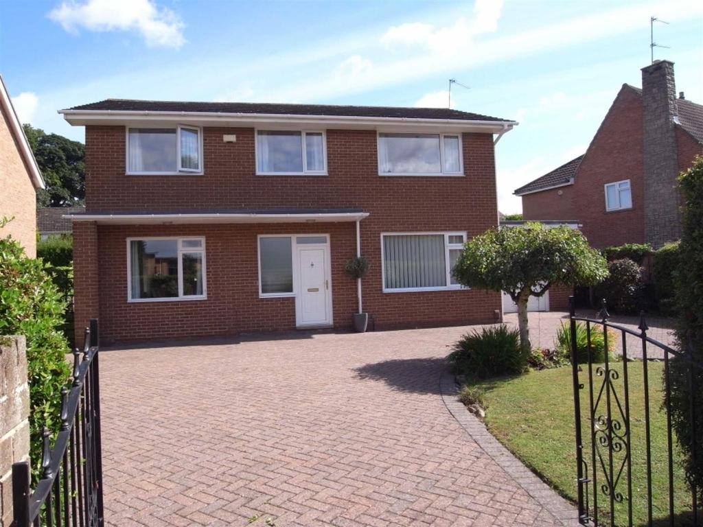4 Bedrooms Detached House for sale in Edinburgh Drive, Darlington