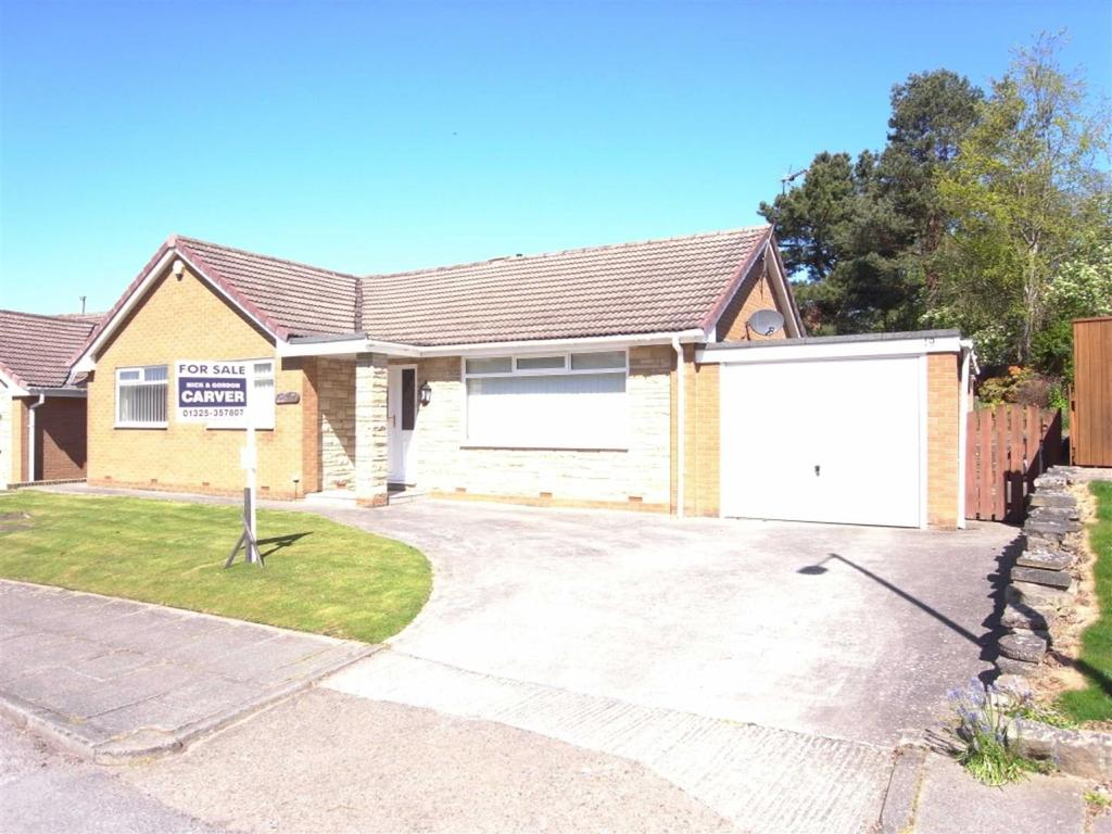 3 Bedrooms Detached Bungalow for sale in Hillclose Avenue, Darlington
