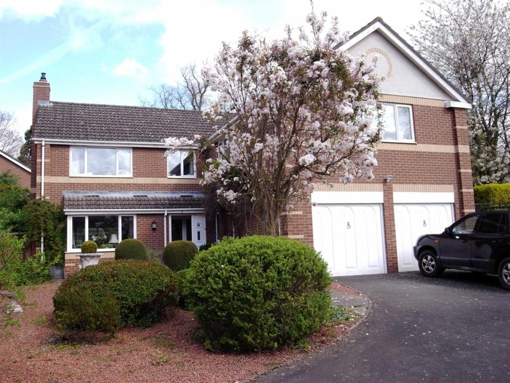 5 Bedrooms Detached House for sale in Marlborough Drive, Darlington