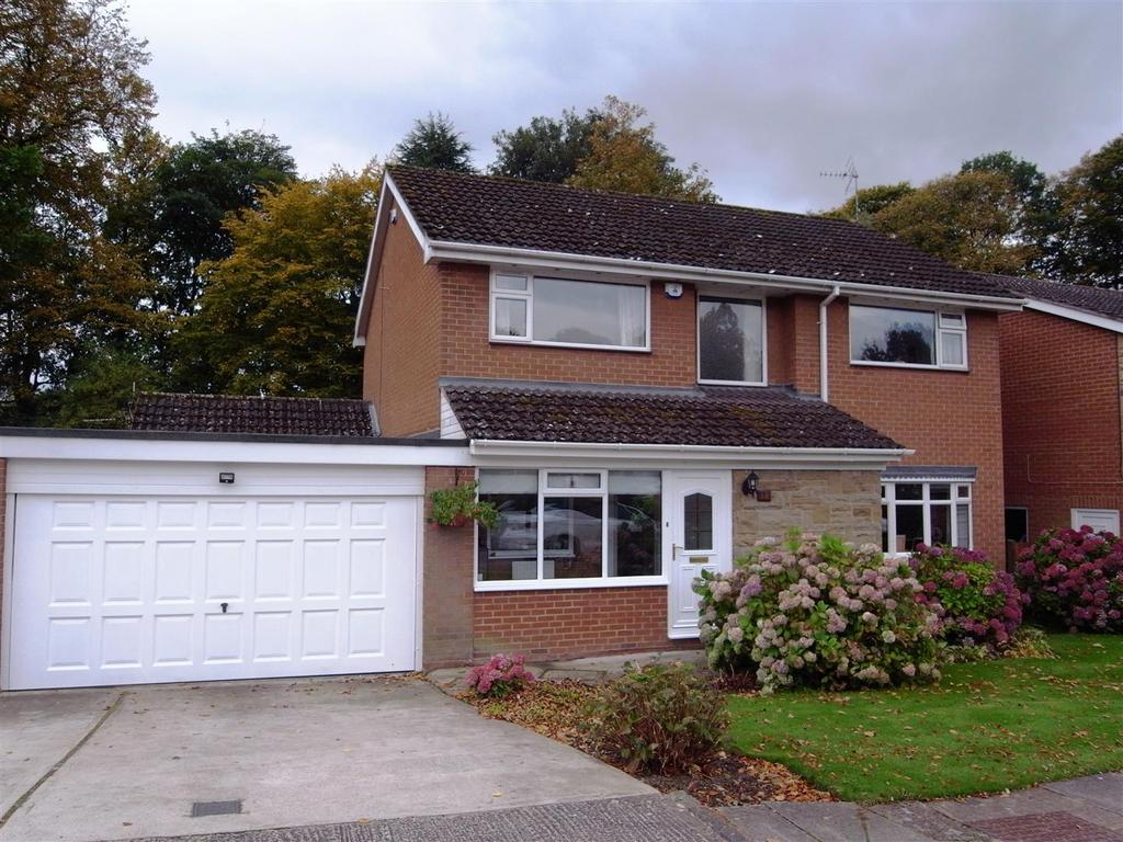 4 Bedrooms Detached House for sale in Hillclose Avenue, Darlington