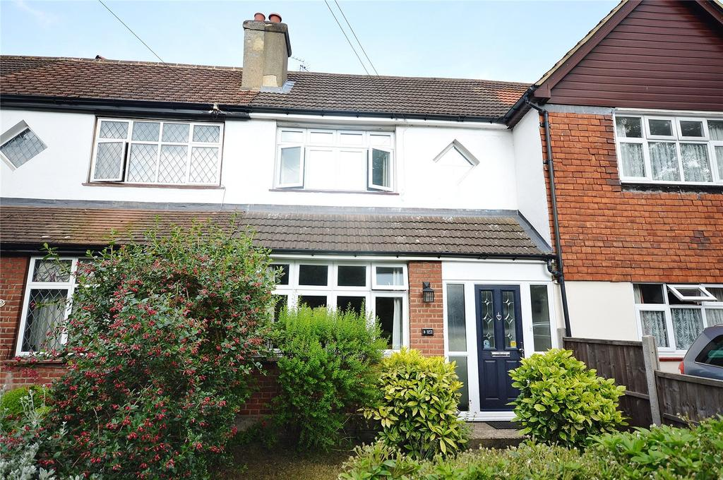 3 Bedrooms Terraced House for sale in Austin Villas, Woodside Road, Watford, Hertfordshire, WD25