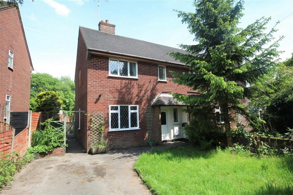 3 Bedrooms Semi Detached House for sale in Haste Hill Avenue, Kingsley, Staffordshire