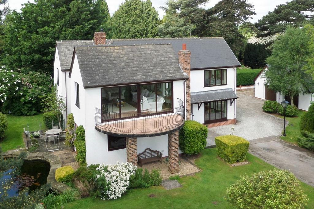 4 Bedrooms Detached House for sale in Market Weighton Road, Holme-on-Spalding-Moor, York