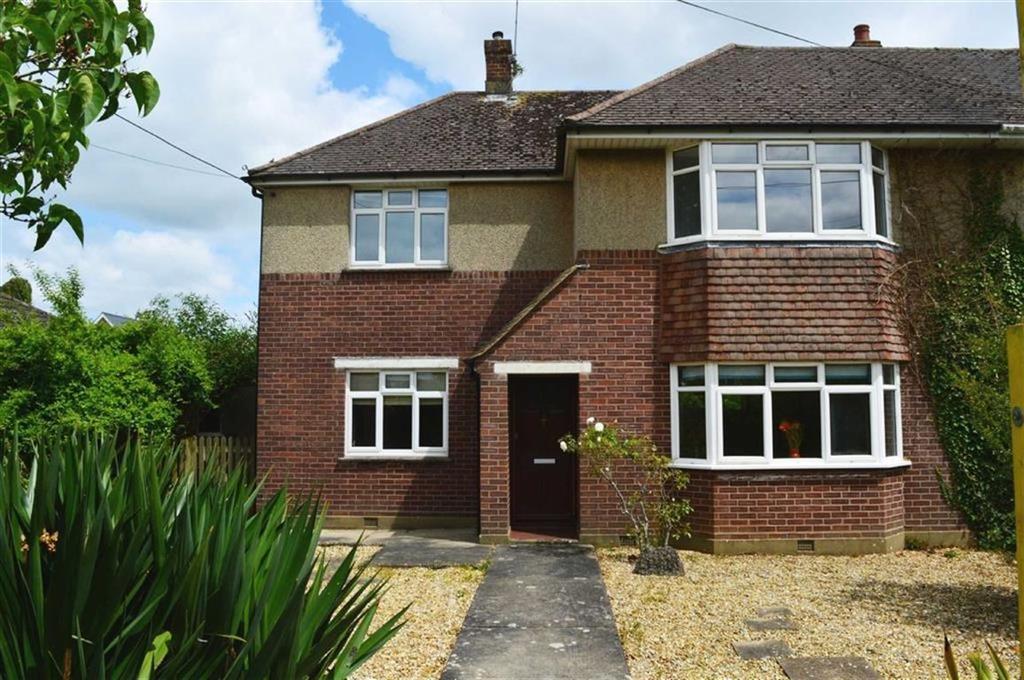 4 Bedrooms Semi Detached House for sale in Blandford Road, Wimborne, Dorset